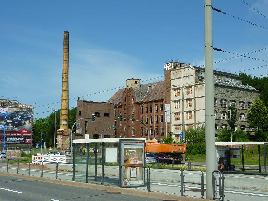 Alte Fabriken!