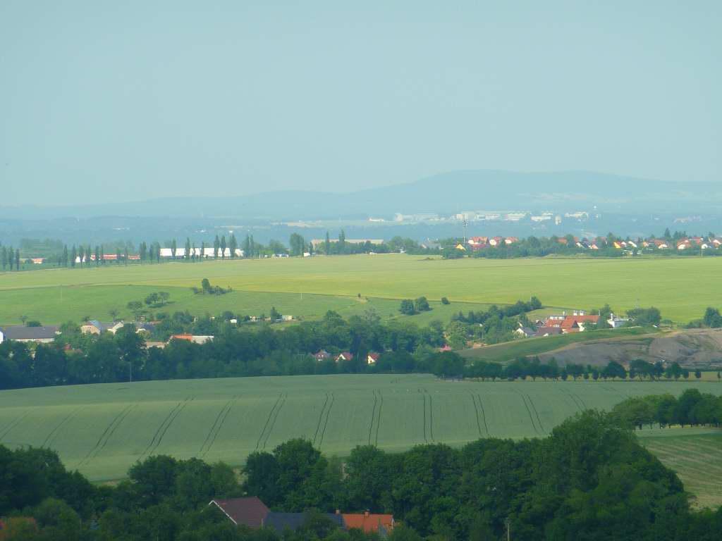 Weites Land, Blick Richtung Spreewald - Berlin