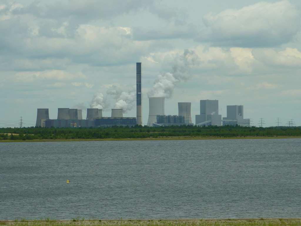 Kohle-Kraftwerk Boxberg