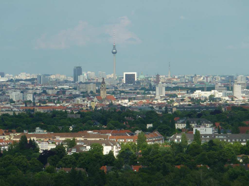 Olympiastadion - Glockenturm