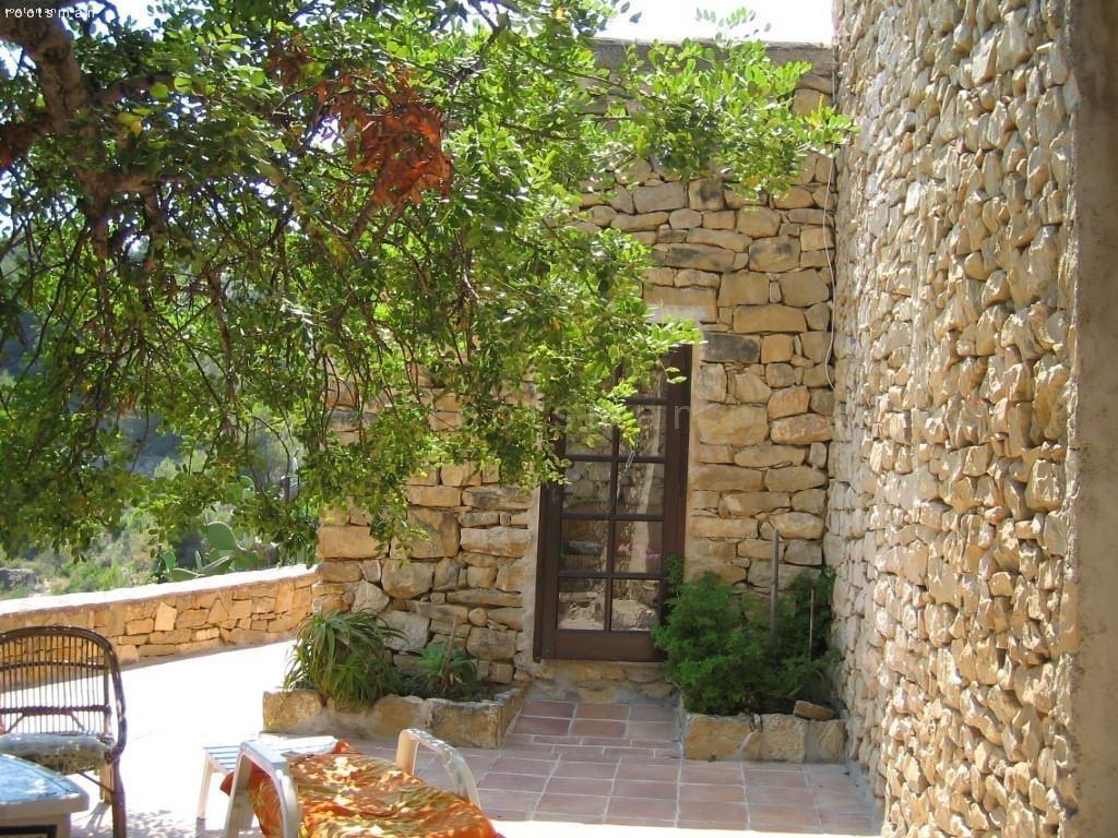 España, Pedramala - Mediteranne Architektur