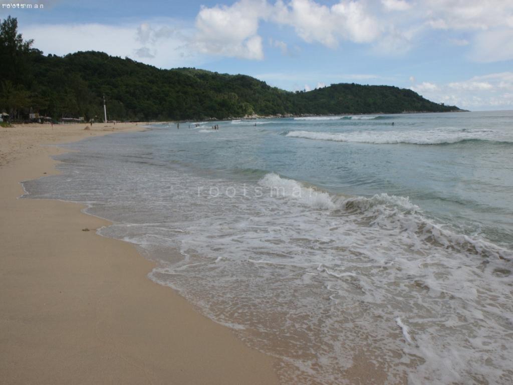 Thailand, Phuket - Kata Noi Beach