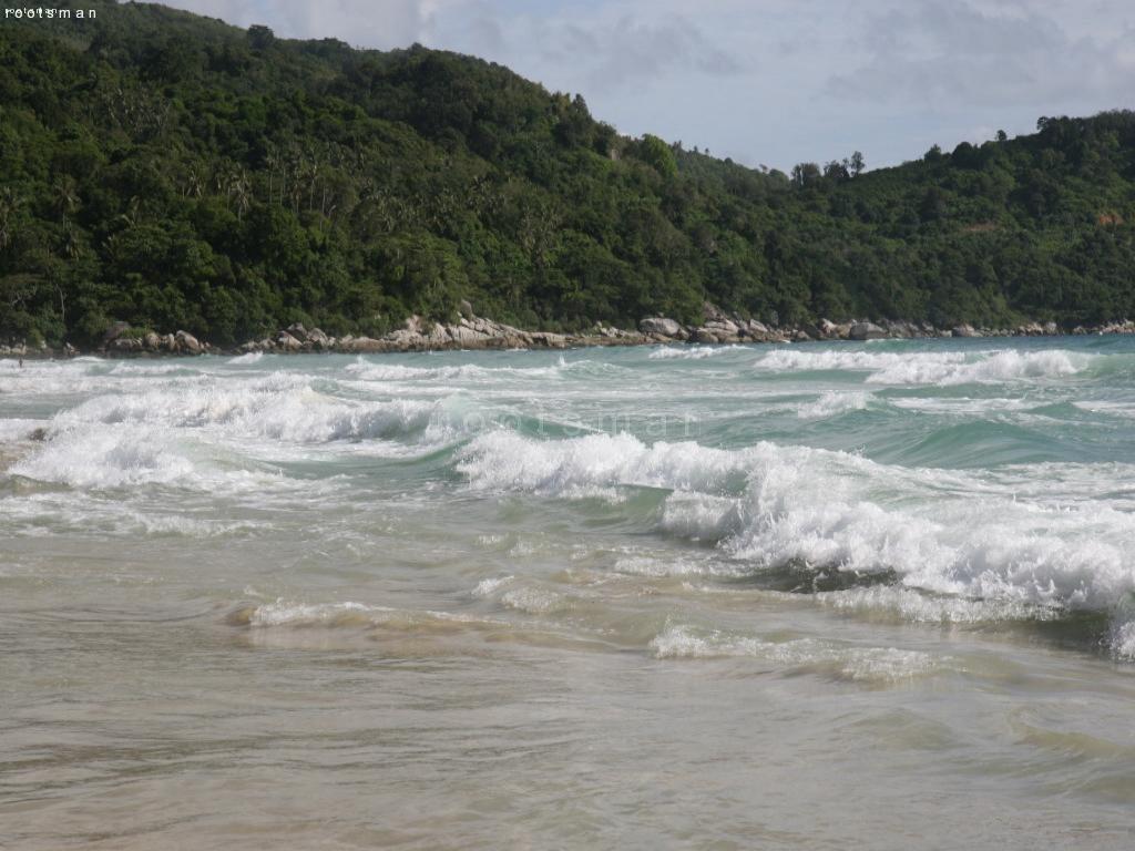 Thailand, Phuket - Beach