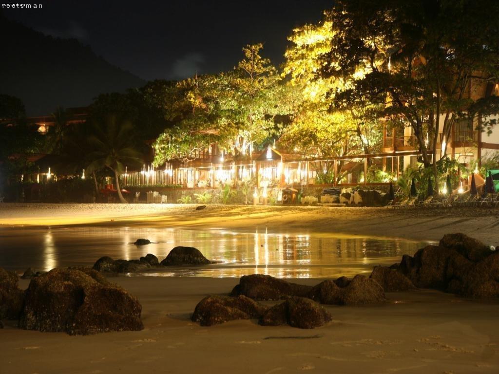 Thailand, Phuket  - Restaurant