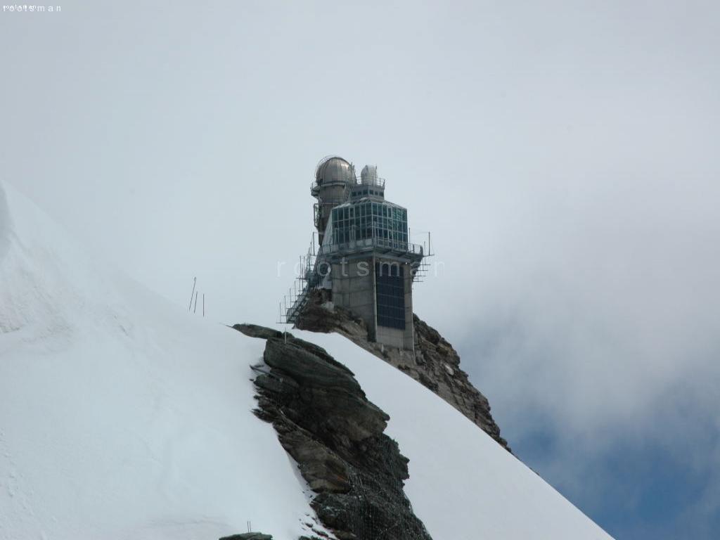 Schweiz - Jungfraujoch