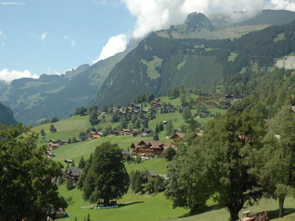 Schweiz, Interlaken - Grindelwald