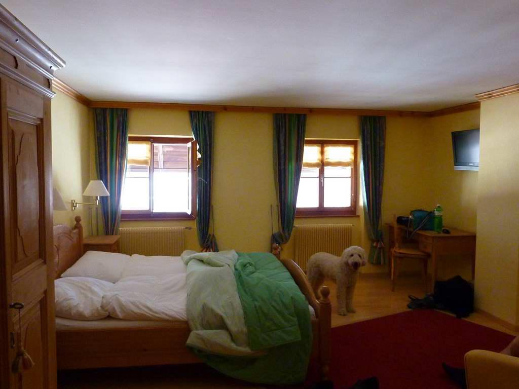 Dachzimmer in Gruyères