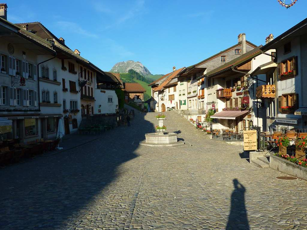 Gruyères am Morge
